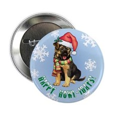 Holiday GSD Button