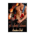 A Heated Romance Mini Poster Print