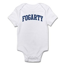 FOGARTY design (blue) Infant Bodysuit