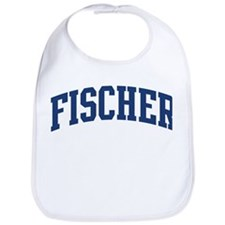 FISCHER design (blue) Bib