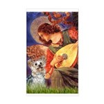 Angel 3 - Yorkshire Terrier Sticker (Rectangle)