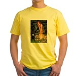 Midsummer / G Dane Yellow T-Shirt