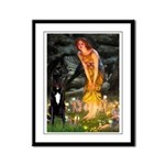 Midsummer / G Dane Framed Panel Print