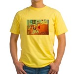 Room / Brittany Yellow T-Shirt
