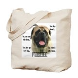 Mastiff(fawn)FAQ Tote Bag