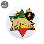"Zion Lion 3.5"" Button (10 pack)"