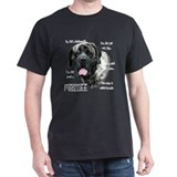 Mastiff(brindle)FAQ T-Shirt