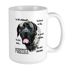 Mastiff(brindle)FAQ Mug