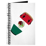 Conga Mexico Flag Band Journal