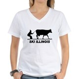 The Ski Illinois Shop Shirt