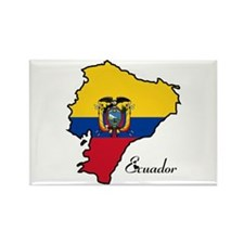 Cool Ecuador Rectangle Magnet (100 pack)