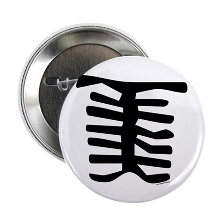 "Skeleton 2.25"" Button (10 pack)"