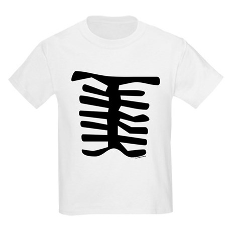 Skeleton Kids Light T-Shirt