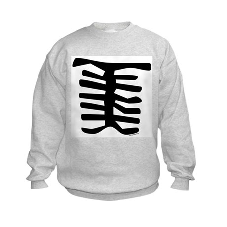 Skeleton Kids Sweatshirt
