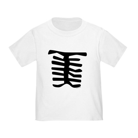 Skeleton Toddler T-Shirt
