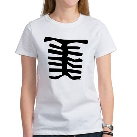 Skeleton Women's T-Shirt