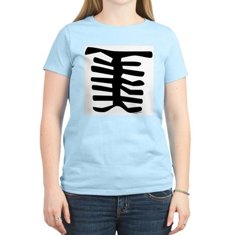 Skeleton Women's Light T-Shirt