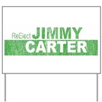 Re-Elect Jimmy Carter Yard Sign
