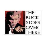 Bush: The Buck Stops... 11x17 Poster