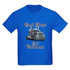 God Bless All Truckers T