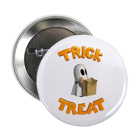 "Trick or Treat 2.25"" Button"