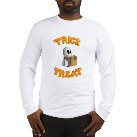 Trick or Treat Long Sleeve T-Shirt