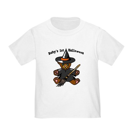 Baby's 1st Halloween Toddler T-Shirt