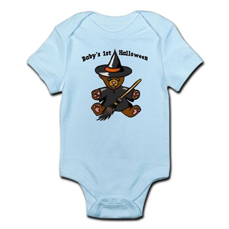 Baby's 1st Halloween Infant Bodysuit