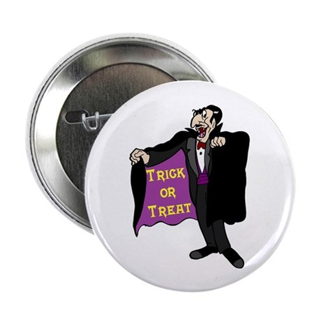 "Halloween Vampire 2.25"" Button (10 pack)"