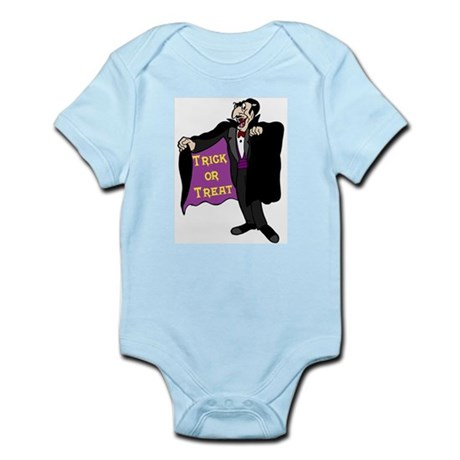 Halloween Vampire Infant Bodysuit