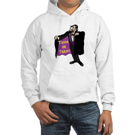 Halloween Vampire Hooded Sweatshirt