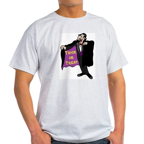 Halloween Vampire Light T-Shirt