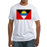 Antigua and Barbuda Fitted T-Shirt