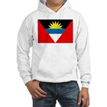 Antigua and Barbuda Hooded Sweatshirt