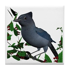 Stellars Jay Tile Coaster