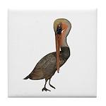 Pelican Tile Coaster