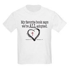 AllAdopted_12 T-Shirt