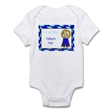 It's my first Father's Day Infant Bodysuit