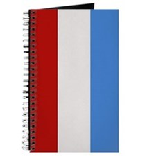 """Luxembourg Flag"" Journal"