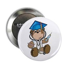 "Nurse Graduation 2.25"" Button (100 pack)"
