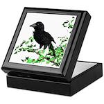 Raven Keepsake Box