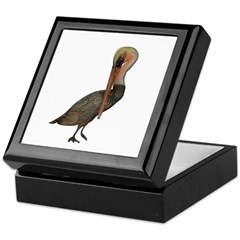 Pelican Keepsake Box