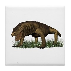 Kimodo Dragon Tile Coaster