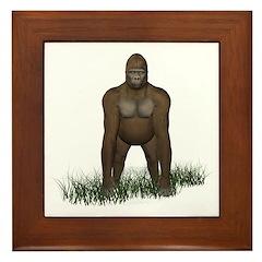 Gorilla Framed Tile