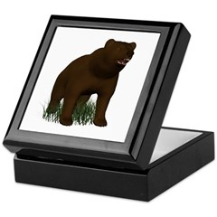 Bear Keepsake Box