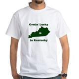Gettin' Lucky In Kentucky Shirt