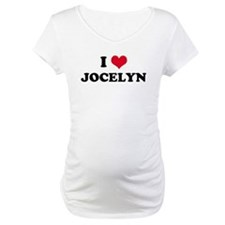 I HEART JOCELYN  Shirt