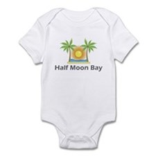 Half Moon Bay Infant Bodysuit