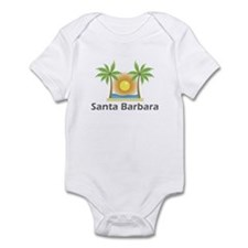 Santa Barbara Infant Bodysuit