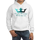 Fishing Princess2 Hoodie Sweatshirt